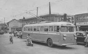「)1968年 - 都営トロリーバスがこの日限りで全面廃止される。」の画像検索結果