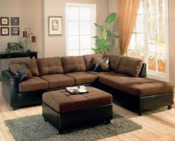 living room chic living room leather
