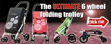 <b>Shopping Trolleys</b> for the elderly and young! Save upto 60%. FREE ...