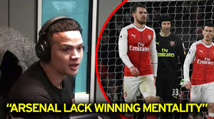 arsenal are like tottenham five years ago former spurs star says arsenal are like tottenham five years ago former spurs star says gunners don t have a league winning mentality mirror online