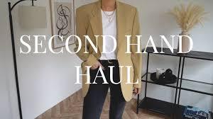 Second Hand & <b>Vintage</b> Online Haul | <b>Autumn Fall 2019</b> - YouTube