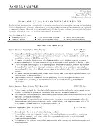 buyer sample resume sample resume  buyer sample resume