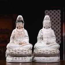 Aliexpress.com : Buy Decorative Guanyin <b>Porcelain</b> Statues ...