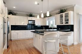 kitchens white cabinets  images about black and white kitchens on pinterest modern kitchen cab