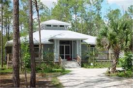 Florida House Plans Vacation house plan Coastal Home Designs        middot  Florida House Plans exterior