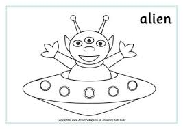 Small Picture Coloring Pages Aliens Hello Alien Page U7pjpg Coloring Pages