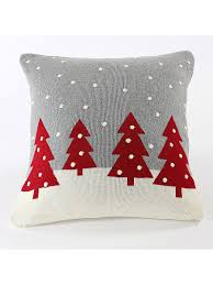 <b>Подушка с орнаментом</b> Christmas story one, 45х45 см <b>EnjoyMe</b> ...