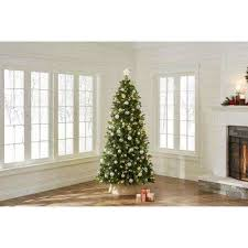 Artificial <b>Christmas</b> Trees - <b>Christmas</b> Trees - The Home Depot