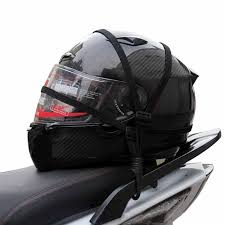 <b>MAYITR Universal 60cm Motorcycle</b> Luggage Mesh Strap Fixed ...
