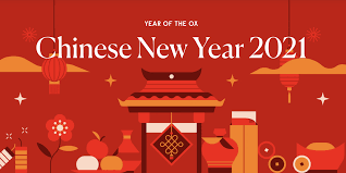 Chinese <b>New Year</b> 2021 – Year of the Ox