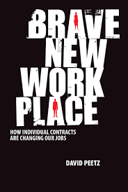 brave new workplace david peetz allen unwin cover