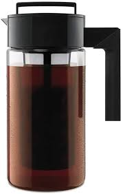 Takeya Patented Deluxe Cold Brew Coffee Maker ... - Amazon.com
