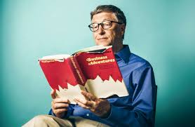 bill gates s favorite business book wsj