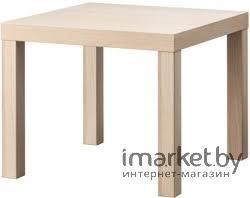 Отзывы покупателей Журнальный столик <b>Ikea Лакк</b> (беленый ...