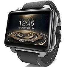Amazon.com: BUYYO LEMFO LEM4 PRO 3G <b>Smart Watch</b> Phone ...