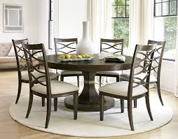 Round Table Dining Room Sets Red Luxury Dining Room With Classic Decoration And Impressive