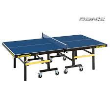 <b>Теннисный стол DONIC PERSSON</b> 25, без сетки, BLUE, 274 х ...