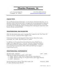professional fishing resume examples standard resume objective professional fishing resume examples standard