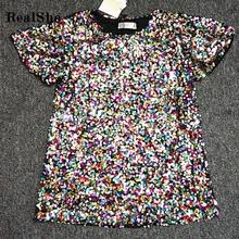 11.11 ... - Buy sequin t shirt and get free shipping on AliExpress