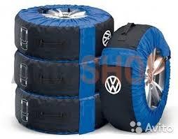 <b>Комплект чехлов для шин</b> Volkswagen купить в Санкт-Петербурге ...