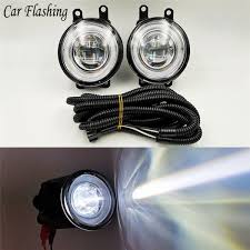2019 12V L+R Car Fog Light Lamp H11 Bulb <b>55W</b> Yellow Light <b>For</b> ...