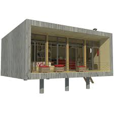 Modern small house Sheena