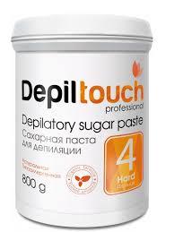 Сахарная <b>паста для</b> депиляции №4 <b>ПЛОТНАЯ</b> 800г Depiltouch ...