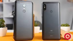 Xiaomi Redmi Note 5 против Redmi 5 Plus - YouTube