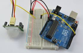 Arduino для начинающих. Урок 8. Подключение <b>PIR</b>-<b>датчика</b> ...