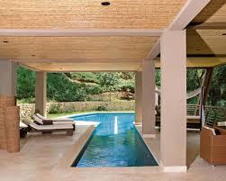 modern pool design with sofa amazing indoor pool house