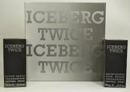 <b>Iceberg Twice Men</b> Edt 75ml Fragrance Gift Set