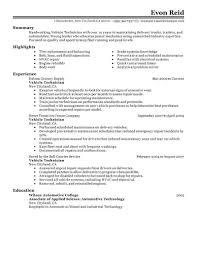 resume cover letter for maintenance mechanic sample mechanic resume cover letter technician resume mechanic it cover letter for job application office assistant