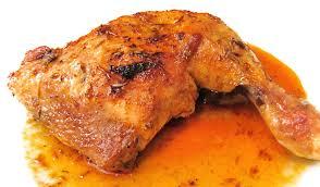 Resultado de imagen de pollo al horno