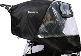 <b>Дождевик Bumbleride для</b> Indie Twin Rain Cover TRC-02 купить в ...