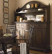 Paula Deen Kitchen Cabinets Down Home Hostess Credenza And Hutch By Paula Deen By Universal