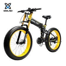 <b>SMLRO S11</b> S11F <b>S11</b> PLUS <b>Electric</b> Bikes 1000W 48V Fat 26 Inch ...