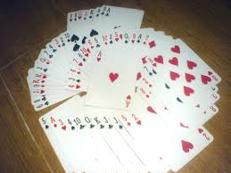 a craft based essay on flannery o connor s short story good english typical playing cards an anglo american cards