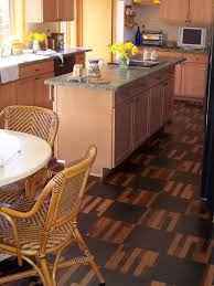 Kitchens Floor Tiles Cork Flooring For Your Kitchen Hgtv