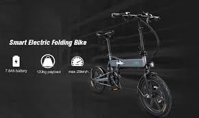 Grab The <b>FIIDO D2</b> Folding Moped <b>Electric Bike</b> E-bike For $459.00