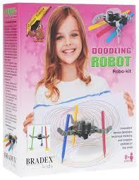Электромеханический <b>конструктор BRADEX</b> DE0119 <b>Робот</b> ...