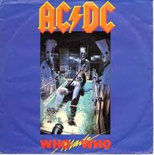 Who Made Who (song) - Wikipedia