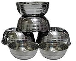 Stainless Steel - Dinnerware Sets / Dinnerware ... - Amazon.in