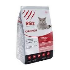 <b>Корм Blitz</b> для кошек - отзывы ветеринаров и владельцев ...