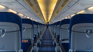 Why Certain <b>Airplane</b> Seats Have a Triangle Above Them | Mental ...