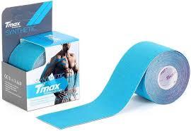 <b>Тейп</b> синтетический <b>Tmax Extra</b> Sticky (5cm x 5m) для тенниса ...