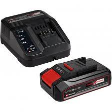 ROZETKA   Аккумулятор + <b>зарядное устройство Einhell 18V</b> 2,5 ...