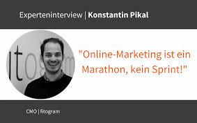 online marketing interview mit konstantin pikal pro online marketing interview mit konstantin pikal