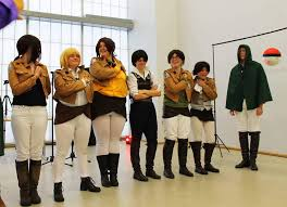 <b>Attack On Titan cosplay</b> group - Home | Facebook