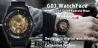 <b>G01</b> WatchFace for Android Wear <b>Smart Watch</b> – Apps on Google Play