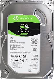 1 ТБ Внутренний <b>жесткий диск Seagate BarraCuda</b> (ST1000DM010)